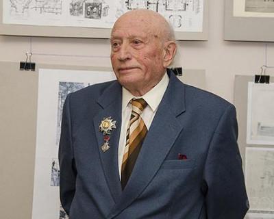 Выдающемуся севастопольскому архитектору Адольфу Львовичу Шефферу – 95!