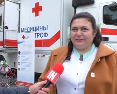 Зачем у жителей Севастополя в центре города брали биоматериалы? (ВИДЕО)
