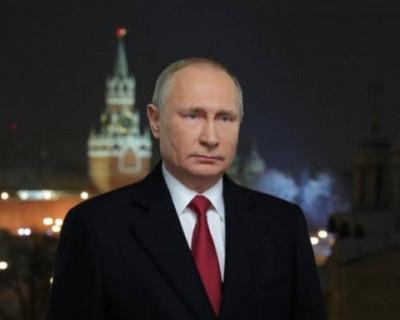 Путина сравнили с домной