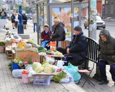 Действия правительства Севастополя против уличной торговли иногда смахивают на открытое похищение имущества граждан