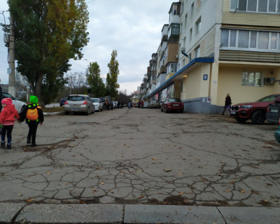 Департамент городского хозяйства Севастополя не должен перекладывать ответственность на плечи граждан (ФОТО)