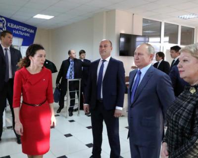 Владимир Путин раскритиковал политику федеральных телеканалов