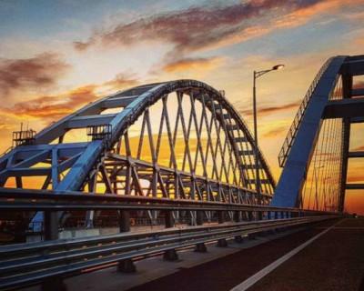 Киев может нанести удар по мосту Крымскому мосту