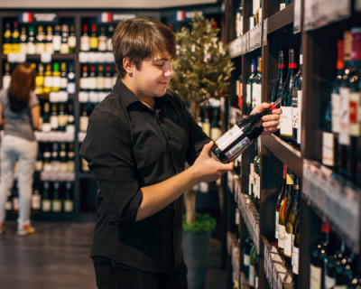 В России падают продажи вина