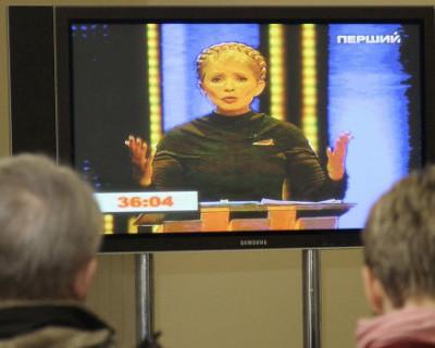 Украинские власти собираются расширить телевещание на Крым
