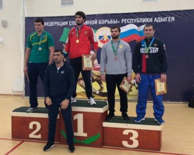 Севастопольский спортсмен стал чемпионом ЮФО по греко-римской борьбе