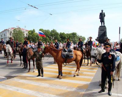 Севастопольским казакам выделят 14,5 млн рублей