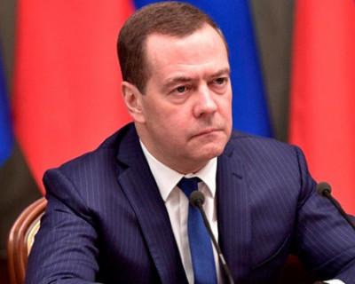 Дмитрий Медведев: «Массовые беспорядки в России могут перерасти в «бессмысленный и беспощадный бунт»»