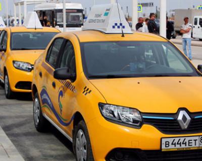 Почти все таксисты в Крыму работают нелегально