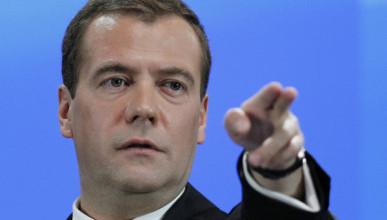 Как прошла пресная встреча Дмитрия Медведева с представителями 20 телеканалов