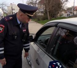 Севастопольские сотрудники ДПС предупредили, когда начнут ловить пьяных водителей