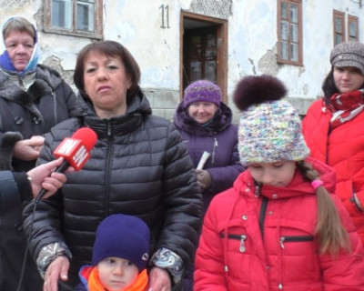 В Севастополе жителям улицы Паршина предлагают переехать в сёла (ВИДЕО)