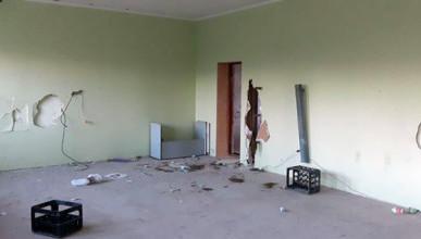 Неизвестные разгромили в Севастополе помещение общественной организации