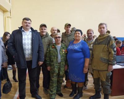 В Севастополе прошел турнир по универсальному бою в память о погибшем ополченце Ростиславе Лазаренко