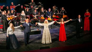 В ДКР Севастополя прошел концерт, посвященный юбилею Александры Пахмутовой