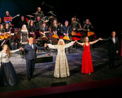 В Севастополе прошел концерт, посвященный юбилею Александры Пахмутовой