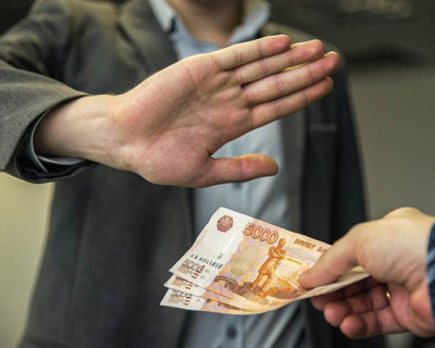 В России выявили главных коррупционеров