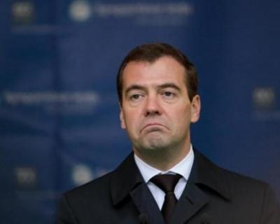 Премьер Медведев рассказал о своем отношении к решению WADA