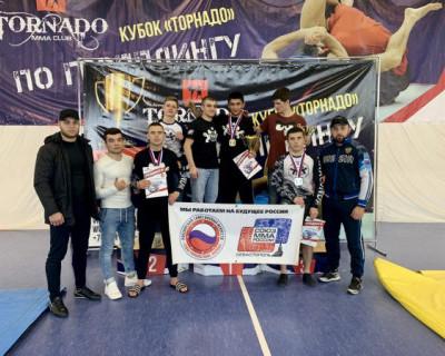 Севастопольская Федерация ММА успешно выступила на кубке «Торнадо»