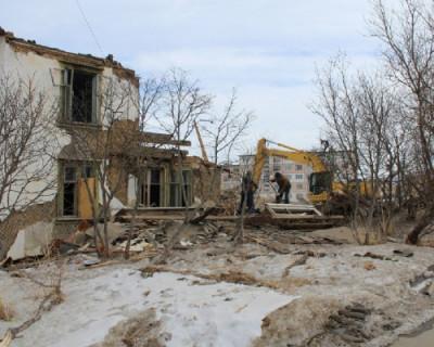 В Севастополе провалили программу переселения граждан из аварийного жилья