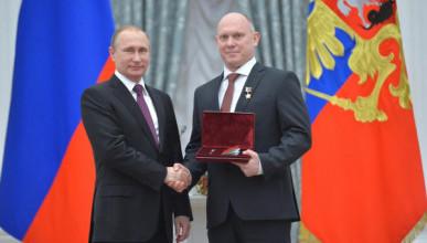 Кому и за что в 2019 году присвоено звание Героя России