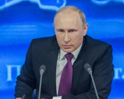 Журналисты ждут Большую пресс-конференцию Владимира Путина