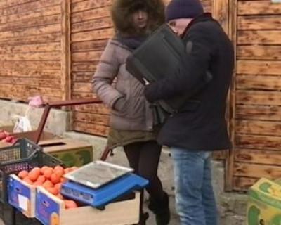 В Севастополе сотрудники полиции провели рейд по выявлению нарушений в сфере торговли