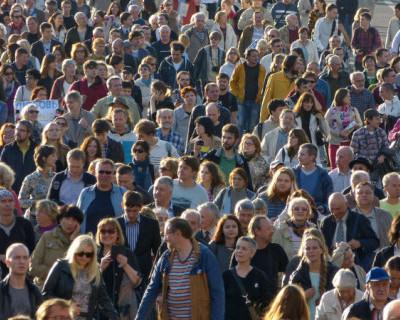 Население России рекордно сократилось