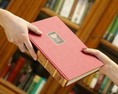 В Севастополе можно сдать книгу и получить новую