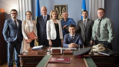 Зеленский рассказал о своей реакции на запрет показа «Слуги народа» на российском телевидении