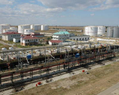 Кто купил Феодосийскую нефтебазу