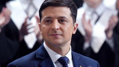 Зеленский зовет россиян на Украину и обещает принять закон о втором гражданстве