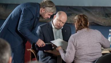 В Севастополе прошел прием граждан