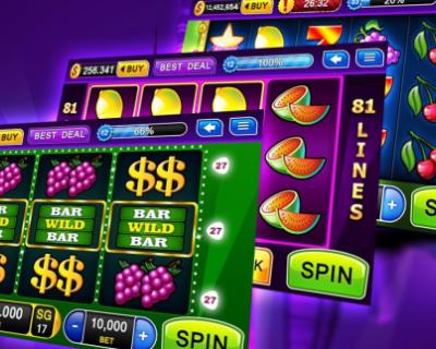 Игровые автоматы с реальным выводом денег, а также симуляторы онлайн-казино