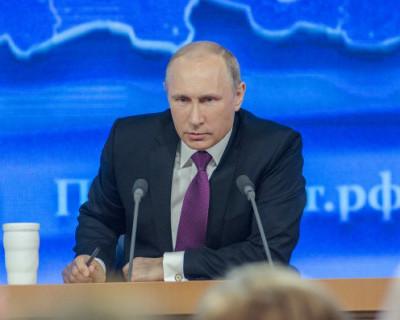 Важная информация о большой пресс-конференции Владимира Путина 19 декабря