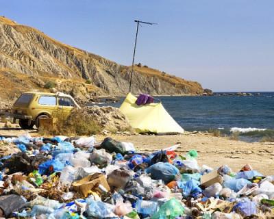 В Крыму проблему с мусором планируют решить до февраля 2020 года
