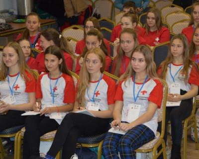 В Севастополе прошла школа волонтера-медика