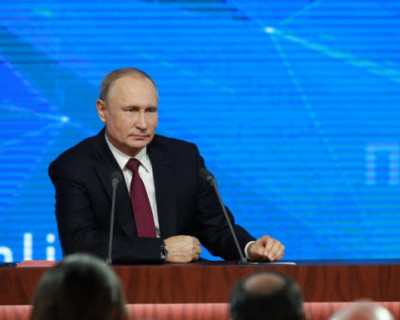 Статистика пресс-конференций Владимира Путина