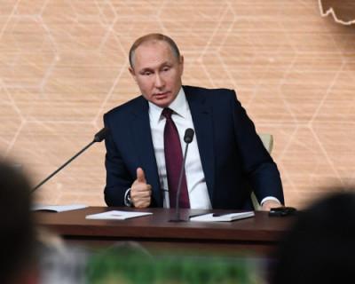 Странные призывы журналистов к президенту России (ФОТО)
