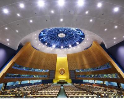 Генассамблея ООН приняла резолюцию с осуждением действий России в Крыму