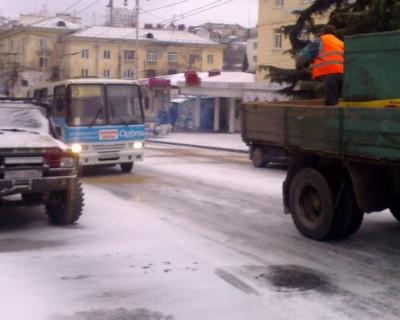 Севастополь, 11-е... Наблюдения  пешехода поневоле (фото)