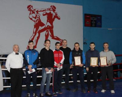 Новогодний турнир по боксу в Севастополе (ФОТО)