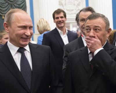 Путин рассказал о ночном звонке Ротенберга