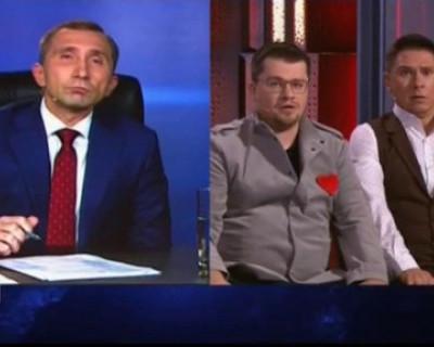 «Камеди клаб» представил пародию на прямую линию с Путиным