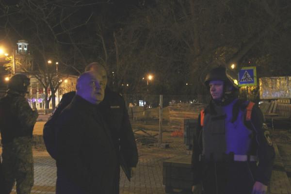 В центре Севастополя обнаружили авиабомбу