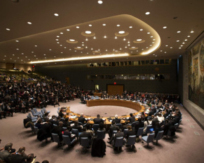 Украина пожаловалась в ООН на Крымский мост