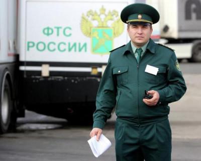 В России задержали высокопоставленных офицеров таможни