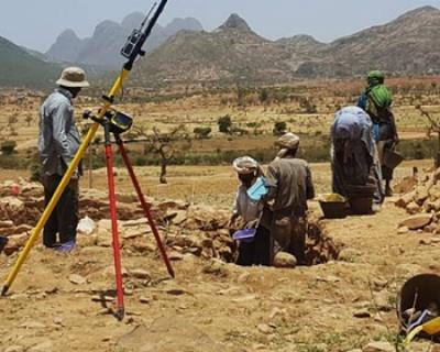 Археологи нашли затерянный город