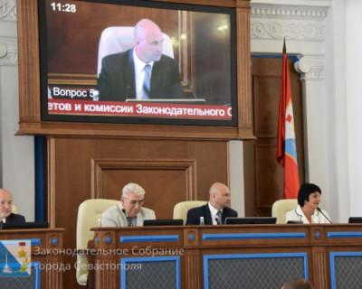 Неуклюжее терзание Устава Севастополя