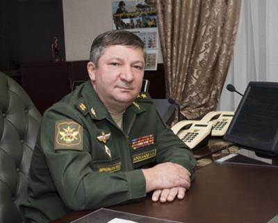 Суд в Москве арестовал имущество заместителя начальника Генштаба Минобороны